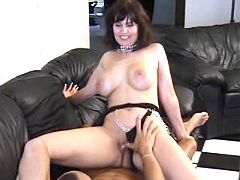 Ripe mature gets slammed and jizzed