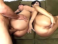 Man jizzing on mature after fuck